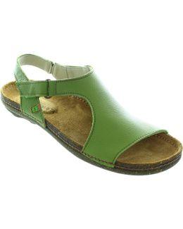 N309 Women's Sandals In Green