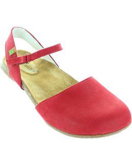 N412 Women's Sandals In Red