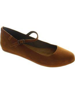 Nd58 Women's Shoes (pumps / Ballerinas) In Brown