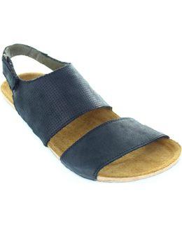 N5093 Koi Women's Sandals In Black