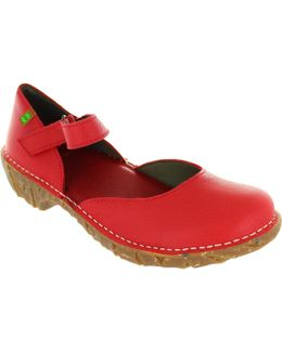 Yggdrasil Women's Shoes (pumps / Ballerinas) In Red