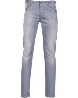 Nakajol Men's Skinny Jeans In Grey