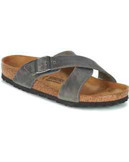 Tunis Men's Mules / Casual Shoes In Grey