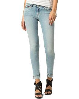 Dw0dw01921 Jeans Women Blue Women's Jeans In Blue