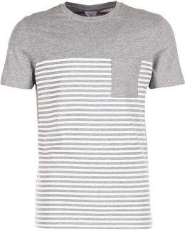 April Core Men's T Shirt In Grey