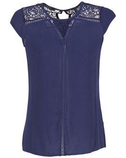 Fravata Women's Blouse In Blue