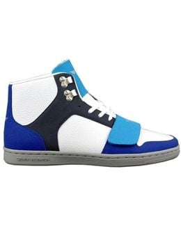 Cr439wtrln Men's Mid Boots In Blue
