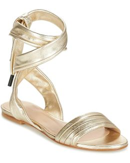 627143 Women's Sandals In Gold