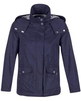 Caratoli Women's Jacket In Blue