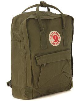 Kånken By Hunter Green Backpack Men's Backpack In Green
