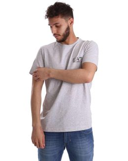3ypt51 Pj02z T-shirt Man Grey Men's T Shirt In Grey