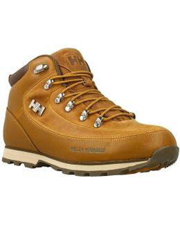 The Forester Men's Walking Boots In Beige