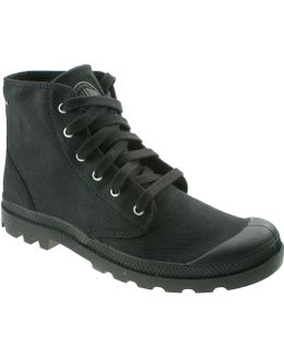 Pampa Hi Men's Shoes (high-top Trainers) In Black