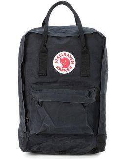 Zaino Kånken By 15 Apos; Apos; Nero Men's Backpack In Black