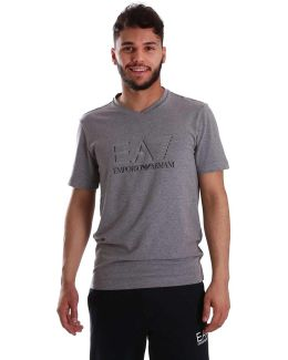 3yptf8 Pj18z T-shirt Man Grey Men's T Shirt In Grey