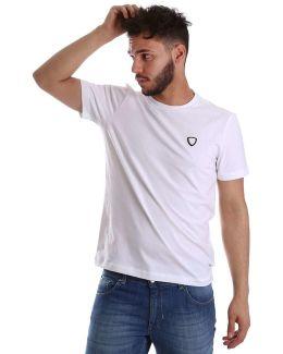 3yptl7 Pj20z T-shirt Man Bianco Men's T Shirt In White