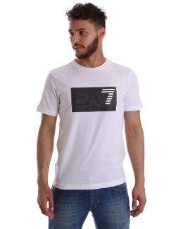 3yptm0 Pj20z T-shirt Man Bianco Men's T Shirt In White