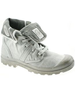 Pallabrouse Baggy Men's Shoes (high-top Trainers) In Beige