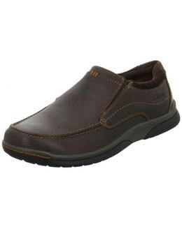 Randle Free Men's Loafers / Casual Shoes In Brown