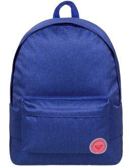 Sugar Baby - Mochila Mediana Women's Backpack In Blue
