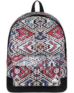 Sugar Baby - Mochila Mediana Women's Backpack In Multicolour