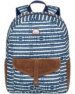 Carribbean - Mochila Mediana Women's Travel Bag In Blue