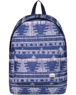 Mochila Women's Backpack In Blue