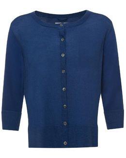 Cardigan Liqueur Women's Cardigans In Blue
