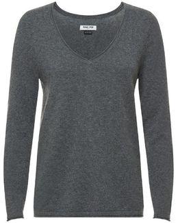 Pullover Leo Women's Sweater In Grey