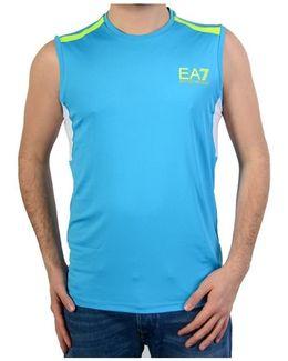 Débardeur Ventus 273974 6p636 00032 Bleu Men's Vest Top In Blue
