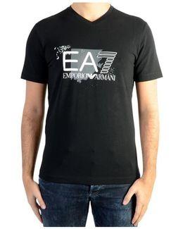 Produit : T-shirt 3yptf5 Pj18z 1200 Black Men's T Shirt In Black