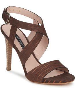 Tobia Verma Women's Sandals In Brown