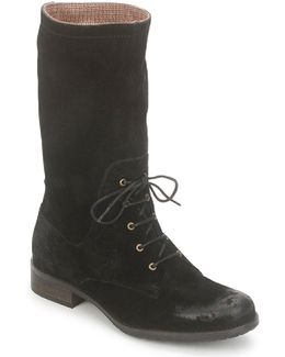 Gerry Women's Mid Boots In Black