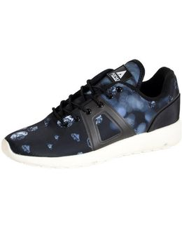Sneakersball Super Photo Diamond Black Women's Shoes (trainers) In Black