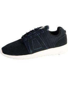 Sneakersball Super Prenium Blue Navy Follows Women's Shoes (trainers) In Blue