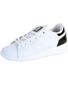 Sneakersball Super Shoes White Black Women's Shoes (trainers) In White