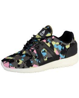 Sneakersball Super Tech Camo Multicolor Women's Shoes (trainers) In Multicolour