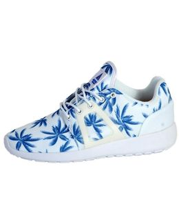 Sneakersball Super Tech Royal Palm Tree Women's Shoes (trainers) In White