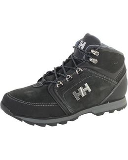 Shoes Koppervik Jet Black Men's Mid Boots In Black