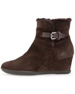 Bottines Amelia D6479d 00023 C6009 Coffee Women's Snow Boots In Brown