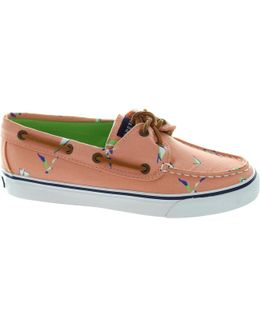 Bahama Women's Boat Shoes In Pink