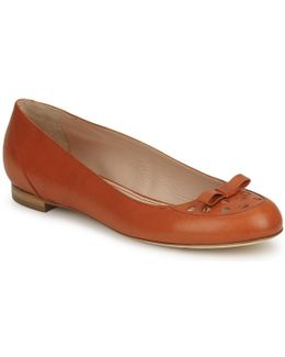 Bambou Women's Shoes (pumps / Ballerinas) In Brown