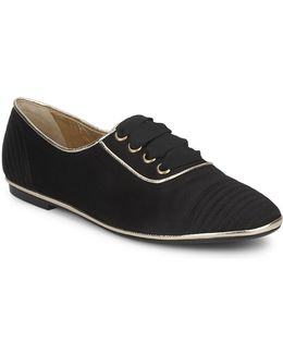 Evening Slipper Women's Casual Shoes In Black