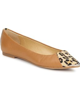 Extra Credit Women's Shoes (pumps / Ballerinas) In Brown