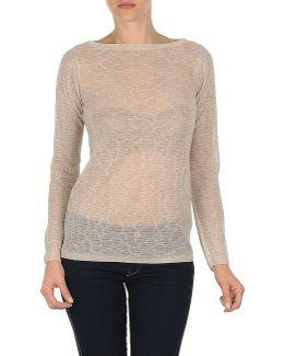 R23871 Women's Sweater In Beige
