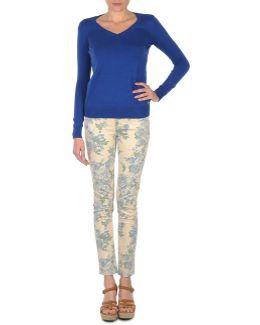 Mr Slim Women's Trousers In Multicolour
