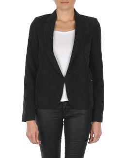 Q21490 Women's Jacket In Black