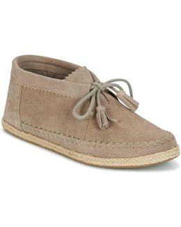 Palmera Chukka Women's Mid Boots In Brown
