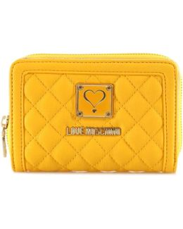 Jc5500pp13 Wallet Accessories Yellow Men's Purse Wallet In Yellow