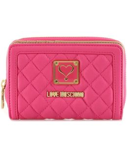 Jc5500pp13 Wallet Accessories Pink Men's Purse Wallet In Pink